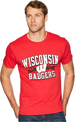 Wisconsin Badgers Jersey Tee