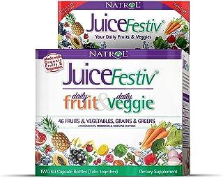 Natrol JuiceFestiv - 60+60 caps