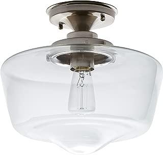 Best schoolhouse ceiling light fixture Reviews