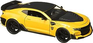 Metals Transformers Chevy Camaro Bumblebee 1:24 Diecast Vehicle