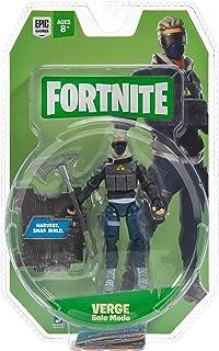 Fortnite Solo Mode Core Figure Pack, Verge