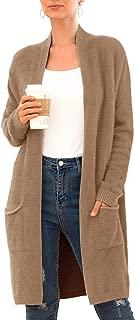 Women's Casual Open Front Knit Cardigans Long Sleeve...