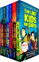 Download Book The Last Kids On Earth 6 Books Collection Set by Max Brallier (Last Kids On Earth, Zombie Parade, Nightmare King, Cosmic Beyond, Midnight Blade & Skeleton Road) PDF