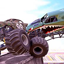 Demolition Derby Monster Truck Destruction: Racing Game Crash Stunts