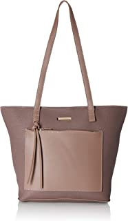Flavia Women's Handbag (Nude)