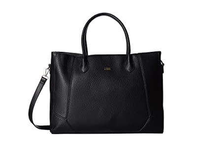 Roxy Good Old Day Shoulder Bag (Anthracite) Handbags