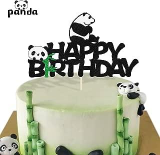 Best panda cake toppers Reviews