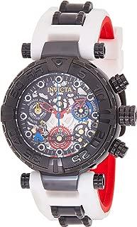 Invicta Womens Quartz Watch, Chronograph Display and Silicone Strap 24516