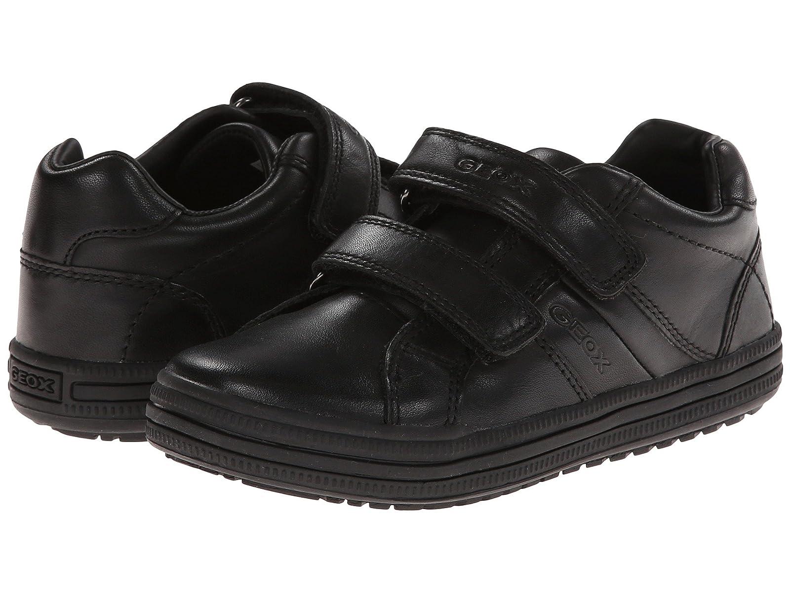 Geox Kids Jr Elvis Uniform (Little Kid)Atmospheric grades have affordable shoes