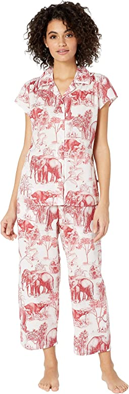 Safari Capris Pajama Set
