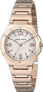 Anne Klein 108654RMRG Reloj de Diseñador para Mujer