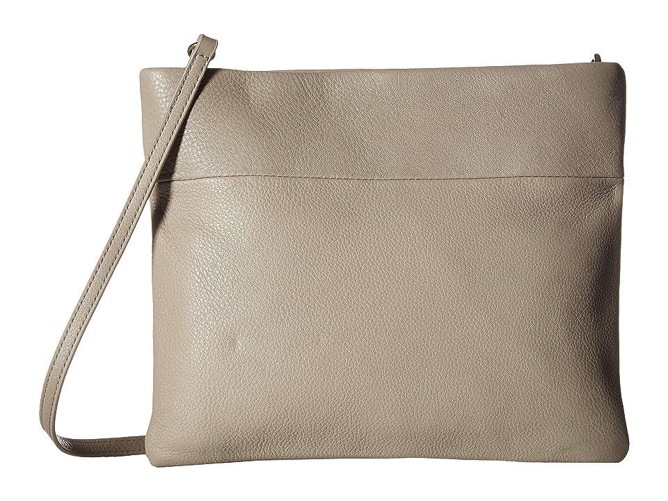The Sak Tomboy Convertible Clutch by The Sak Collective (Dove) Clutch Handbags, Beige