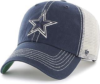 Dallas Cowboys NFL Mens 47 Brand Trawler 47 Clean Up Hat