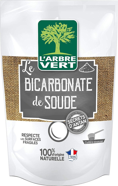 bicarbonate de soude bio