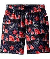 Vilebrequin Kids - Hong Kong Jihin Printed Trunks (Little Kids/Big Kids)
