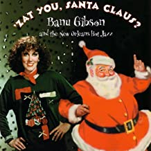 'Zat You, Santa Claus?