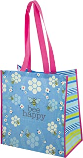 Karma Gifts Large Gift Bag, Bee Happy