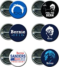 bernie 2016 button