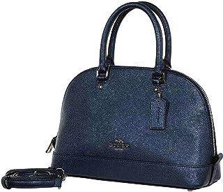 fa72a3b52db Coach Women's Hand Shoulder Bag F22315 (Blue)