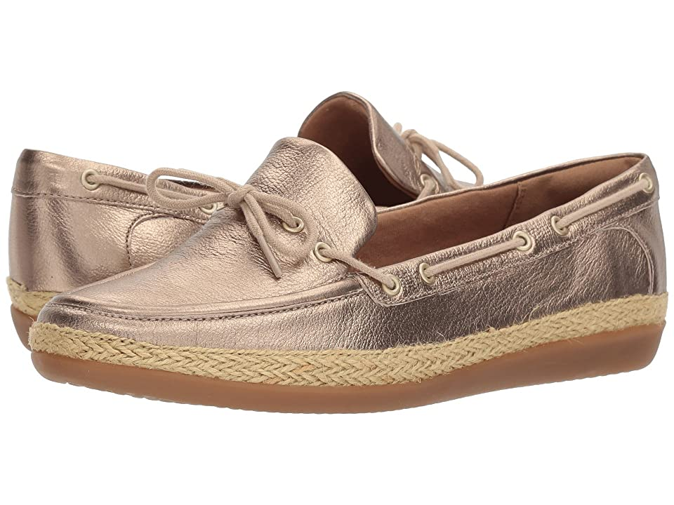 Clarks Danelly Bodie (Gold Metalic Leather) Women