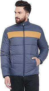 Ben Martin Casual Jacket Stand Collar Zipper Design Regular Jacket Outerwear-(BM-JKT-FS-19333-Black-)