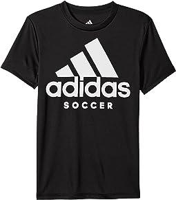 adidas Kids - Sport Tee (Big Kids)