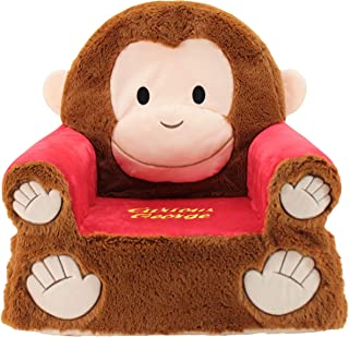 Animal Adventure | Curious George | Character Chair