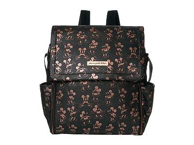 petunia pickle bottom Boxy Backpack Metallic Mickey Mouse (Metallic Mickey Mouse) Diaper Bags