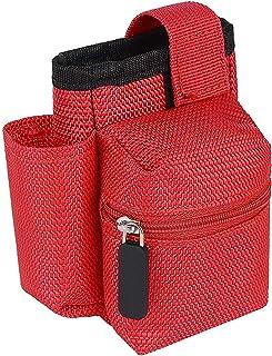 Wolfteeth Travel Carry Vape Case, Portable Waist Bag For Vape Box Mod Vape Pen E-liquid Atomizer Tank RDA RBA RTA/Red 120802