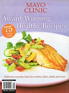 Mayo Clinic Award-Winning Healthy Recipes