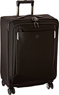Victorinox 32302201 Werks Traveler 5.0 WT 24 Dual-Caster Luggage Bag Black 61 Centimeters