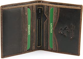 Visconti RFID Men's Gift Boxed Leather Wallet CR92