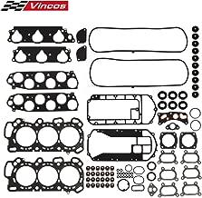 Vincos Engine Cylinder Head Gasket Set Replacement For Acura/Honda/Odyssey 3.5L V6 SOHC J32A3 J35A6 2003-2010