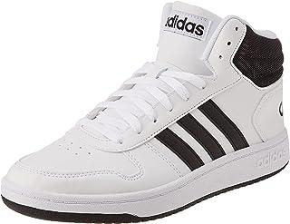 adidas HOOPS 2.0 MID Voor mannen. Basketbal Schoenen