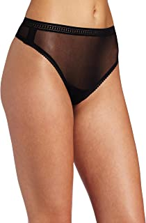 Women's Mesh Hi Cut Panty Thong