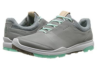 ECCO Golf Biom Hybrid 3 GTX (Wild Dove/Emerald) Women