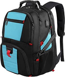 Laptop Backpack,Extra Large Backpacks with USB Charging Port,TSA Travel Computer Backpack..