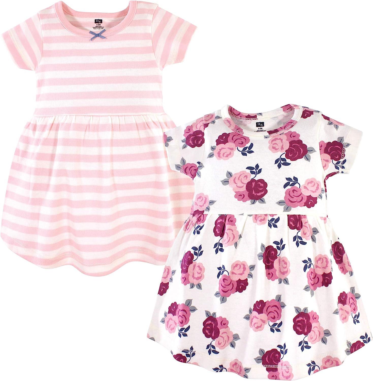 Hudson Baby Baby Girls Cotton Dresses