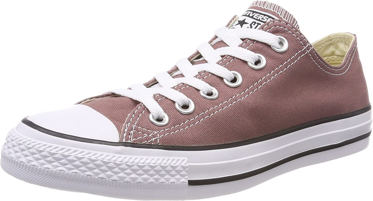 Converse Unisex Adults' CTAS Ox Saddle Trainers