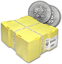 2015 CA Canada 500-Coin Silver Maple Leaf Monster Box Sealed Silver Brilliant Uncirculated