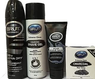 Brut Musk Efficacite Longue Duree Deodorant 200Ml(Pack Of 2)