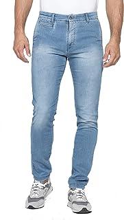 Carrera Jeans - Jeans per Uomo, Tessuto Relax Extra Comfort