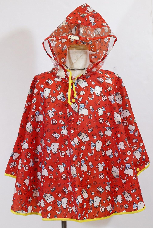 Character rain poncho Hello Kitty Life