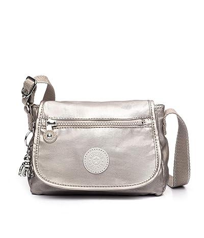 Kipling Sabian Crossbody Mini Bag (Metallic Glow) Handbags
