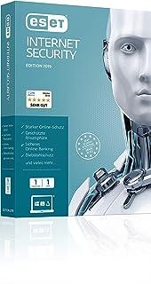 ESET Internet Security 2019 Edition 1 User (FFP)/CD-ROM