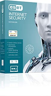 ESET Internet Security 2019 Edition 1 User (FFP). Für Windows Vista/7/8/10/MAC/Linux