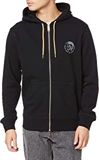 Diesel Hooded Sweatshirt Uomo - UMLT-BRANDON-Z