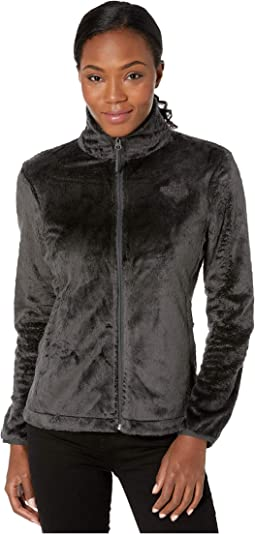 The north face womens osito jacket graphite grey + FREE