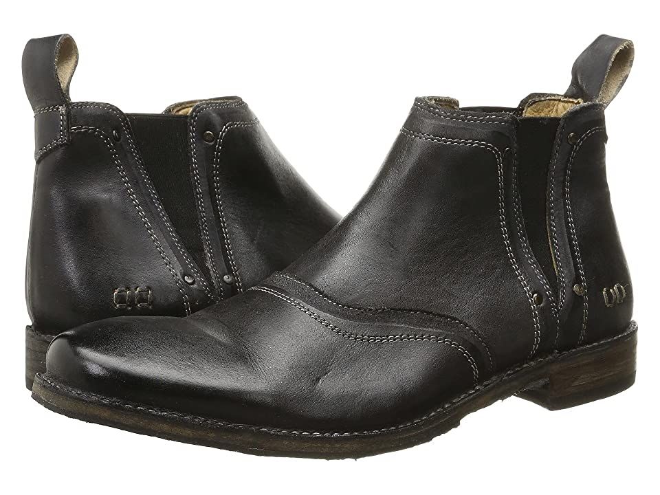 Bed Stu Prato (Black Rustic Leather) Men
