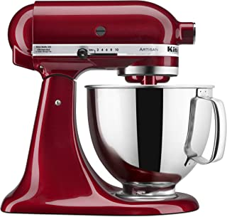 kitchenaid ruby red